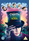 Charlie and the Chocolate Factory [DVD] [2005] by Johnny Depp