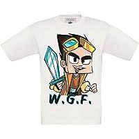 Mr. Gadgets T-Shirt Youtuber/Gamer - Bambino/a Ragazzo/a