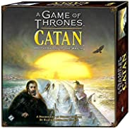 Fantasy Flight Games of Thrones Catan Brotherhood of the Watch Board Game - 14 Years & a