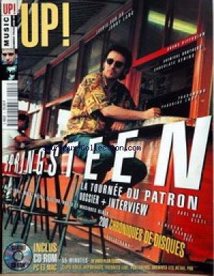 UP MUSIC [No 6] du 01/10/1999