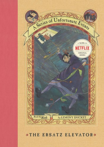 A series unfortunate events: 6 (Series of Unfortunate Events S.)