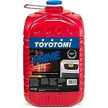 Toyotomi - Combustible universal Prime, 18 litros, rojo
