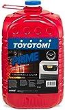 Toyotomi Prime Combustibile Universale Inodore per Stufe, Blu, 18 Litri