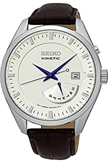 Seiko Men's Analogue Quartz Watch with Leather Strap - SRN071P1 (B01BF020VU) | Amazon Products