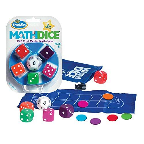 Think Fun Ci-Math Dice Junior
