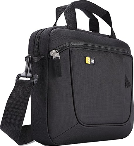 Case Logic AUA-311BK  Notebook & Tablet Attaché 27,9 cm (11 Zoll) Notebooktasche Schwarz Netbook Case