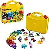LEGO Classic Creative Suitcase Building Blocks for Kids (213 pcs)10713