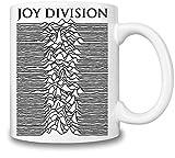 Joy Division Unknown Pleasures Album Cover Mug Cup