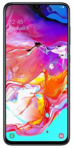 Samsung Galaxy A70 - Smartphone 4G (6,7 Zoll - 128GO - 6 GO RAM) - Schwarz - Andere Version