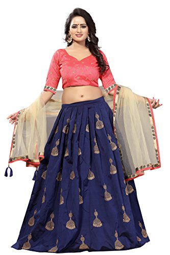 Maacreation Women\'s lehengha choli new design 2018 for women party wear Lahenga Choli New 2018