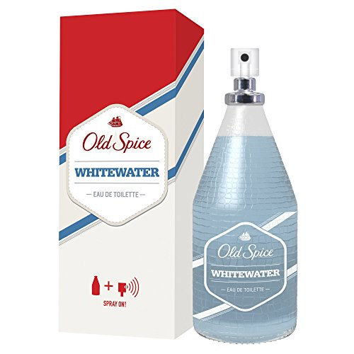 Old Spice Eau de Toilette Whitewater, 1er Pack (1 x 100 ml) -
