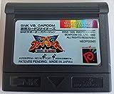 SNK vs. Capcom Clash-Karte Kämpfer für Neo Geo Pocket Color