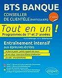 BTS Banque - Conseiller de clientèle - 2e édition...