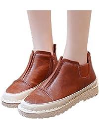 Nuevos zapatos de cuero de zapatos casuales zapatos de fondo plano , 1 , 7