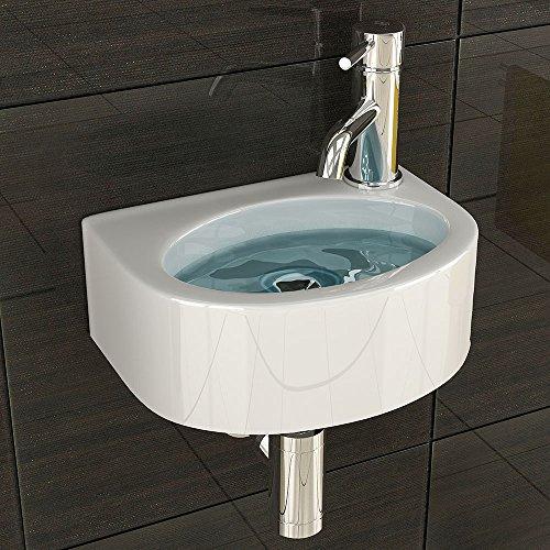 Waschtische / Waschbecken für Ihr exklusives Bad / Gäste WC / Design Keramik Handwaschbecken / Badezimmer