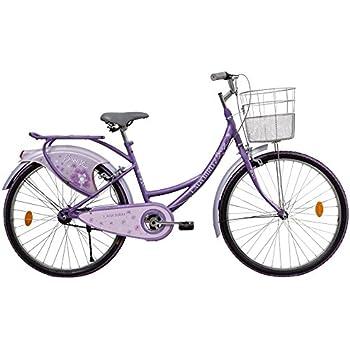 a06d22b7975 BSA Hercules Lady Bird Breeze 26 S/S 1Fb069L0696000C Road Cycle (Purple)