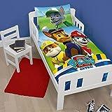 Character World Bettwäsche-Set für Kinder mit Paw-Patrol-Motiv