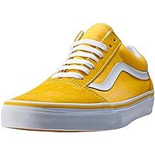 vans sk8 hi amarillas