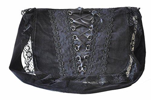 Gothic Victorian Renaissance Mädchen Punk WeinleseVamp -