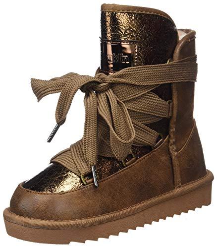 bb179a81 D. Franklin Nordick, Zapatillas para Mujer, (Marron 0022), 39 EU