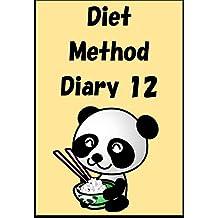 Diet Method Diary 12 (Japanese Edition)