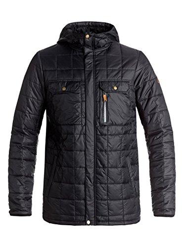 Quiksilver Cruiser - Insulator Jacket - Insulator-Jacke - Männer - XS - Schwarz (Männer Jacke Insulator)