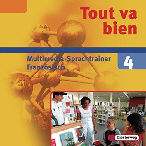 Tout va bien. Unterrichtswerk für den Französischunterricht, 2. Fremdsprache: Tout va bien: Multimedia-Sprachtrainer 4 – Einzelplatzlizenz