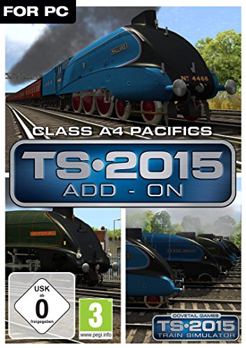 Class A4 Pacifics Loco Add-On  [Online Game Code] for sale  Delivered anywhere in UK