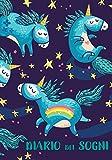 Diario dei Sogni: Quaderno per registrare i sogni e la loro interpretazione (Copertina: unicorni)