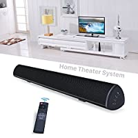 MEGACRA Soundbar Speakers Home Audio TV Sound Bar Speaker System