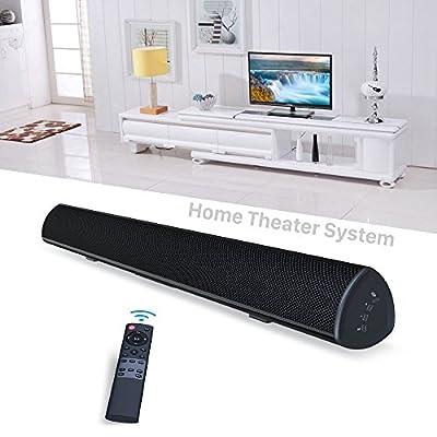 MEGACRA Soundbar Speakers Home Audio TV Sound Bar Speaker System