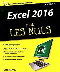 Excel 2016 pour les Nuls