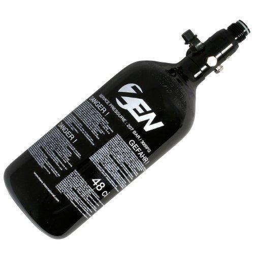 Preset Regulator (Zen 200 Bar Preset Luftsystem inkl. Flasche)