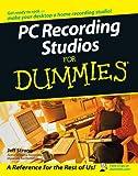 PC Recording Studios For Dummies (English Edition)