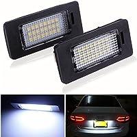 2x LED Kennzeichenbeleuchtung Kennzeichen Licht