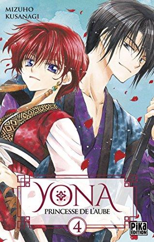 Yona - Princesse de l'Aube Vol.4 par KUSANAGI Mizuho