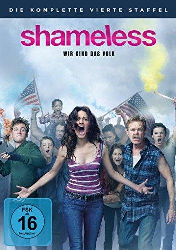 Shameless - Die komplette 4. Staffel [3 DVDs]