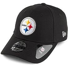 Gorra de béisbol 9FORTY League Pittsburgh Steelers de New Era - Negro