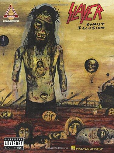 Slayer: Christ Illusion (TAB)