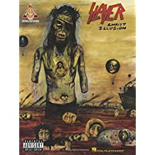 Slayer Christ Illusion (Tab) (Guitar Recorded Versions)