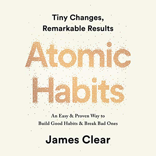 Atomic Habits: Tiny Changes, Remarkable Results buy at Amazon.de