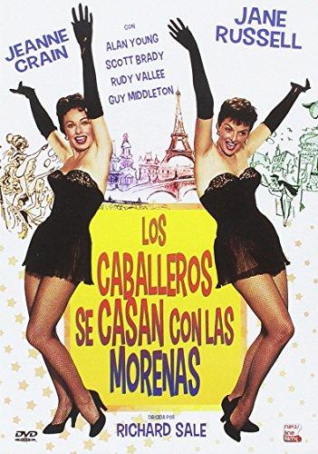 GENTLEMAN MARRY BRUNETTES (LOS CABALLEROS SE CASAN CON LAS MORENAS)