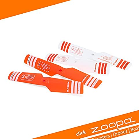 ACME - Main rotor blades for quadrocopter zoopa Q 410 (ZQ0410-C)