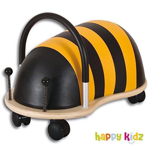 Wheely Bug - Biene klein (Bug-spielzeug Für Jungen)