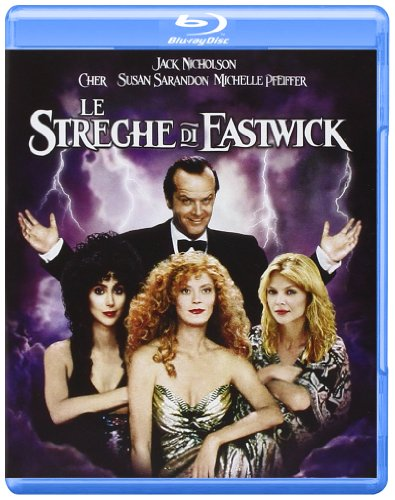 Le streghe di Eastwick [Blu-ray] [IT Import]