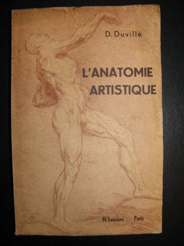 L'anatomie artistique