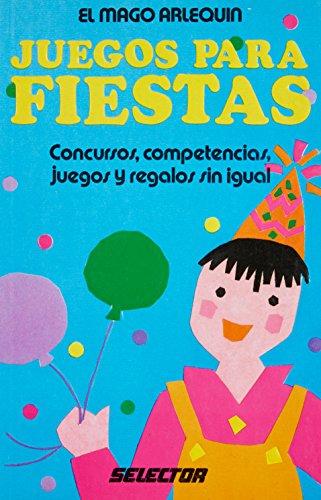 Juegos Para Fiestas / Party Games por Mago Arlequin