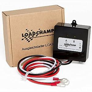 Loadchamp LCAS5 Batterie Ausgleichslader 5000mA/5A