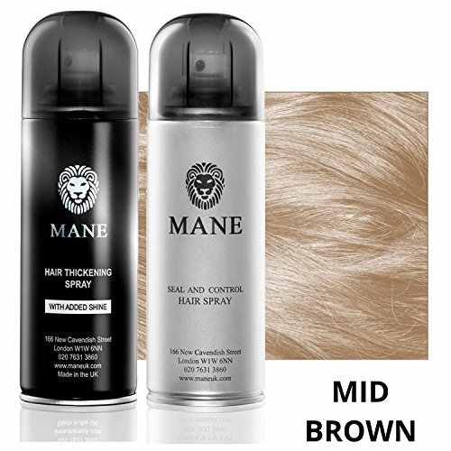 mane-coloured-hair-thickening-spray-mid-brown-200ml-with-seal-control-200ml-aerosol-fixing-spray