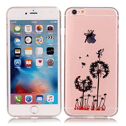 """iPhone 6S Plus /6 Plus Hülle, LANDEE Schutzhülle für iPhone 6S Plus / iPhone 6 Plus (5.5"""") Hülle TPU Case Silikon Crystal Clear Case (6SP-T-0212) 6SP-T-0204"""